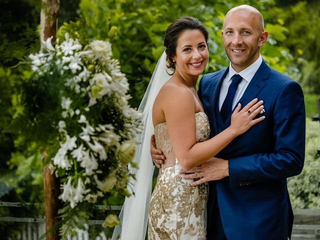 La boda de Anna y Matt