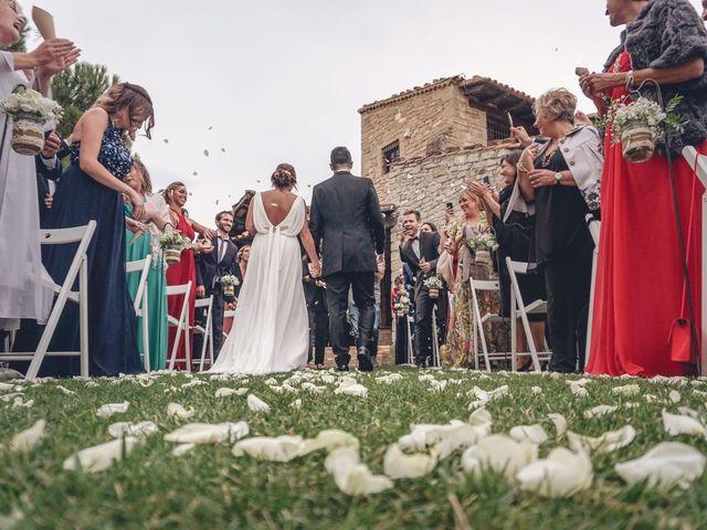 La boda de Adrià y Mireia en Rubio, Barcelona 1
