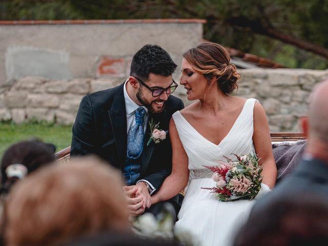La boda de Adrià y Mireia en Rubio, Barcelona 2