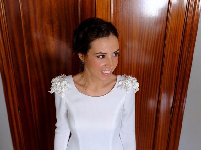 La boda de César y Pilar en Zuera, Zaragoza 14