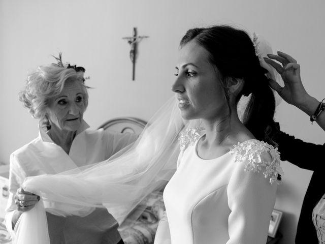La boda de César y Pilar en Zuera, Zaragoza 17