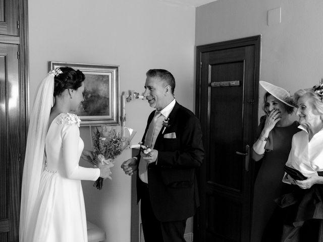 La boda de César y Pilar en Zuera, Zaragoza 18