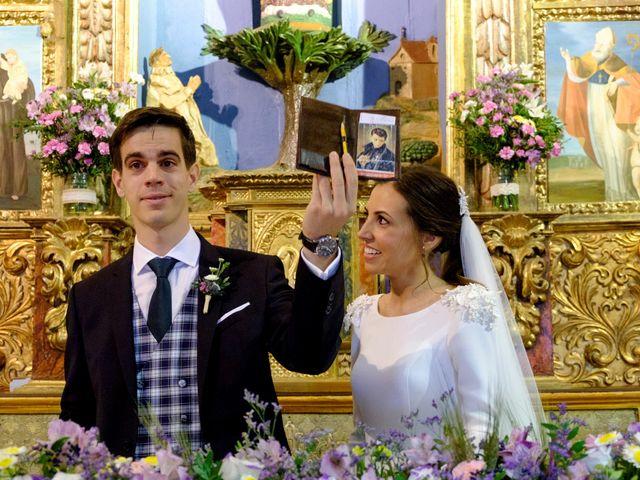 La boda de César y Pilar en Zuera, Zaragoza 22