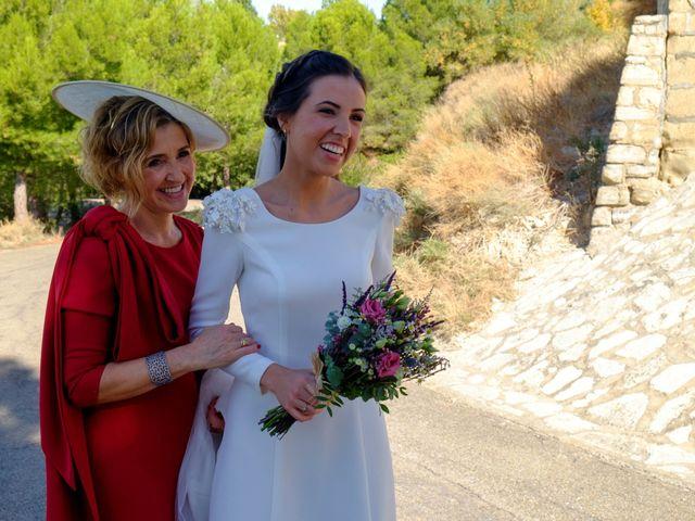 La boda de César y Pilar en Zuera, Zaragoza 26
