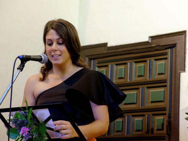 La boda de César y Pilar en Zuera, Zaragoza 27