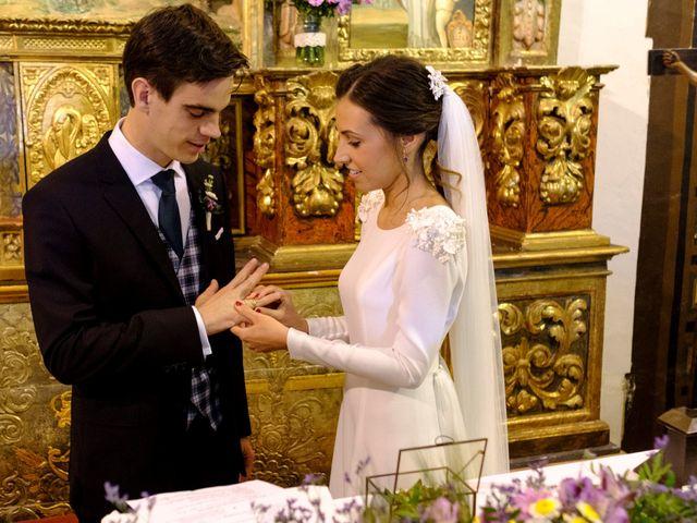 La boda de César y Pilar en Zuera, Zaragoza 30