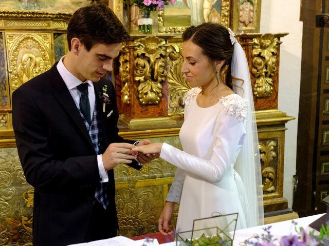 La boda de César y Pilar en Zuera, Zaragoza 31