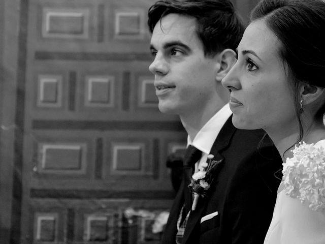 La boda de César y Pilar en Zuera, Zaragoza 34
