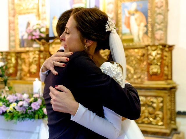 La boda de César y Pilar en Zuera, Zaragoza 35