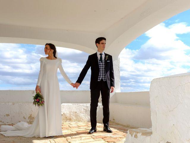 La boda de César y Pilar en Zuera, Zaragoza 39
