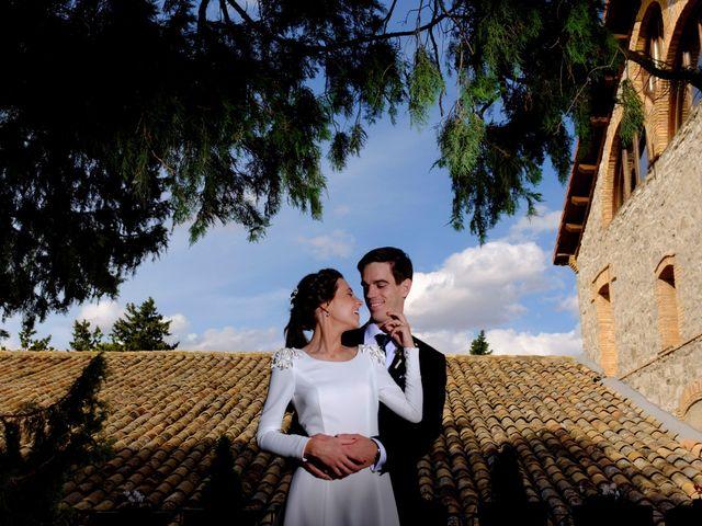 La boda de César y Pilar en Zuera, Zaragoza 49