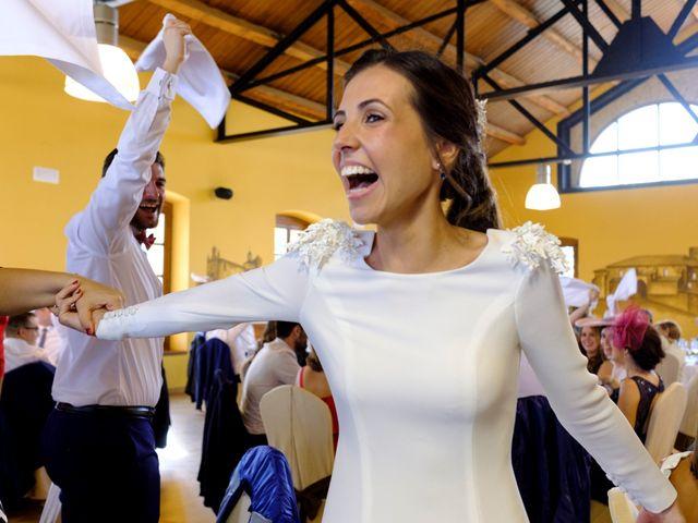 La boda de César y Pilar en Zuera, Zaragoza 52