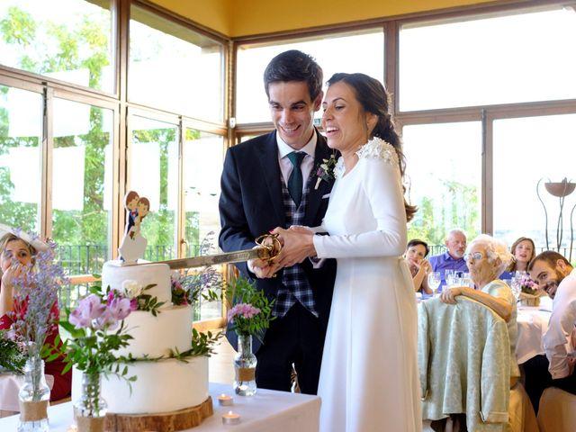 La boda de César y Pilar en Zuera, Zaragoza 53