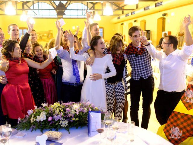 La boda de César y Pilar en Zuera, Zaragoza 54