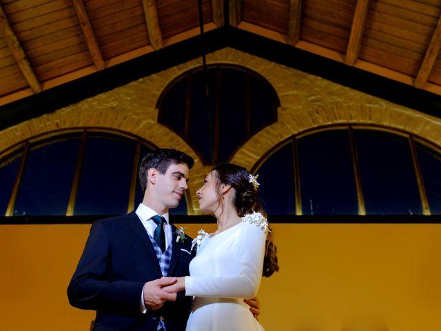 La boda de César y Pilar en Zuera, Zaragoza 58