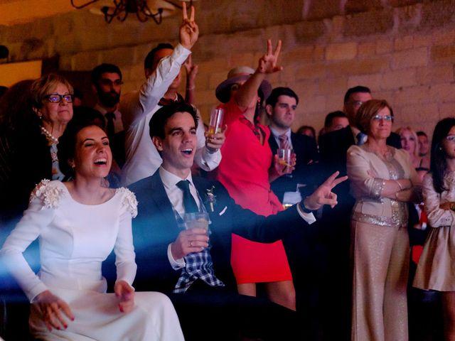 La boda de César y Pilar en Zuera, Zaragoza 59