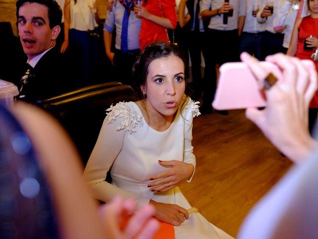 La boda de César y Pilar en Zuera, Zaragoza 60