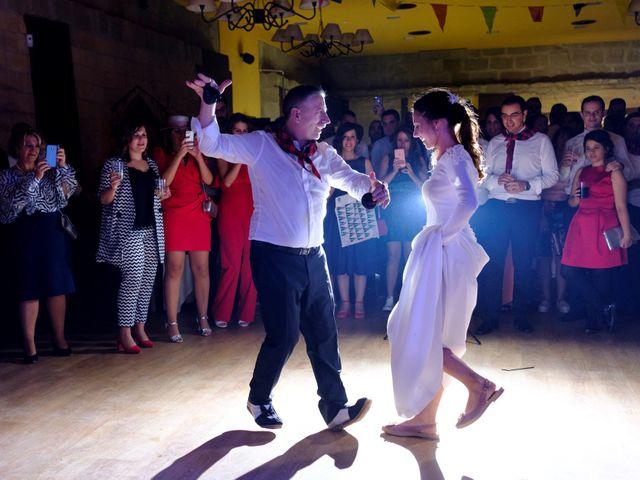 La boda de César y Pilar en Zuera, Zaragoza 62