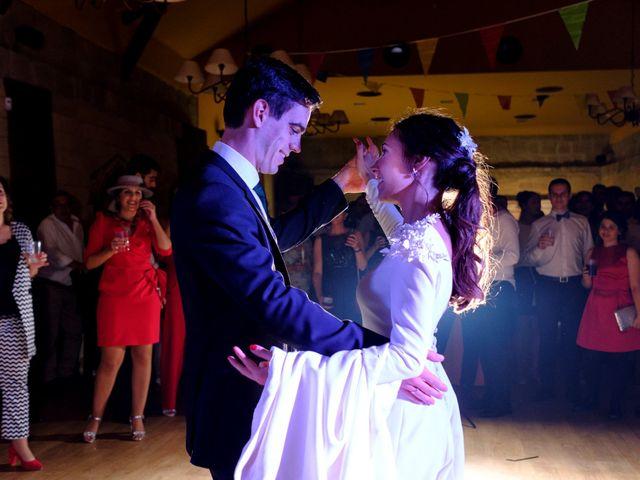 La boda de César y Pilar en Zuera, Zaragoza 63