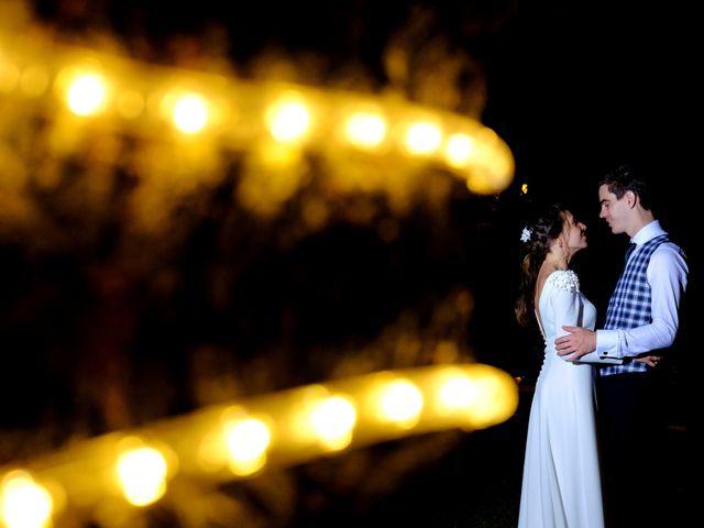 La boda de César y Pilar en Zuera, Zaragoza 73