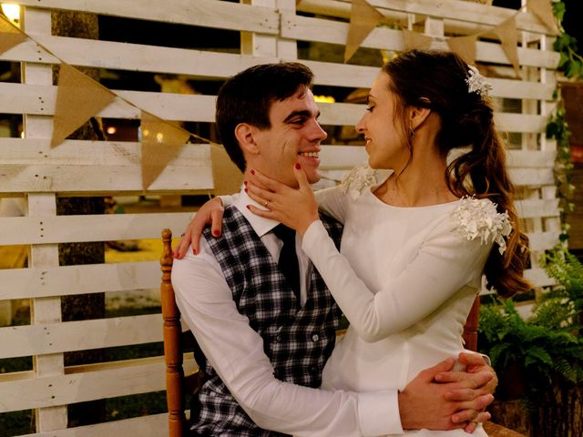 La boda de César y Pilar en Zuera, Zaragoza 75