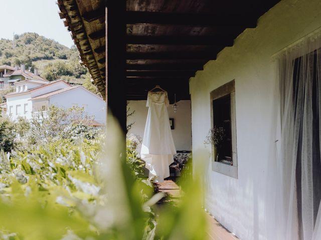 La boda de Fernando y Lucia en Grado, Asturias 3