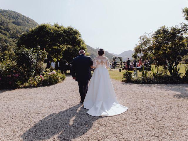 La boda de Fernando y Lucia en Grado, Asturias 20