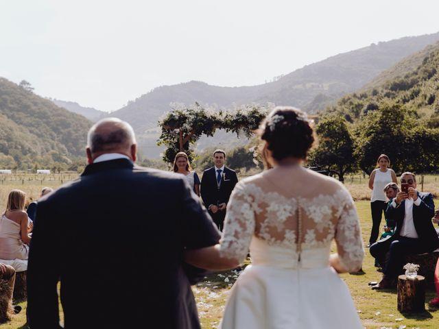 La boda de Fernando y Lucia en Grado, Asturias 21