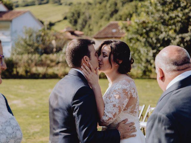 La boda de Fernando y Lucia en Grado, Asturias 22