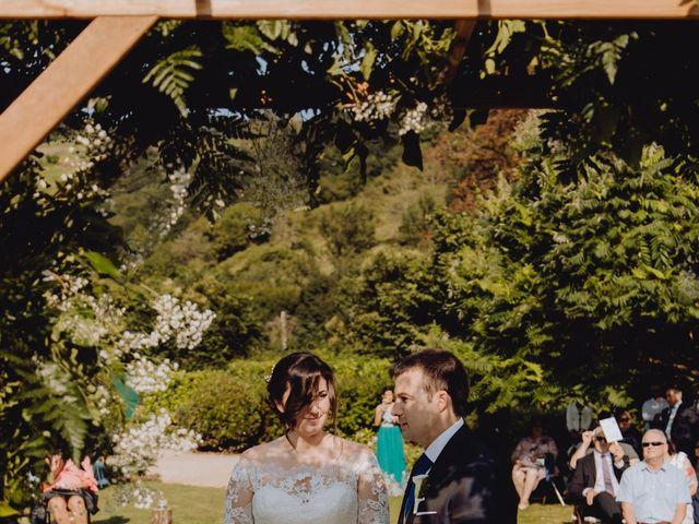 La boda de Fernando y Lucia en Grado, Asturias 26