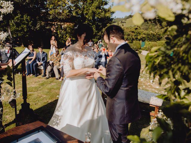 La boda de Fernando y Lucia en Grado, Asturias 27