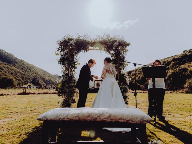 La boda de Fernando y Lucia en Grado, Asturias 29