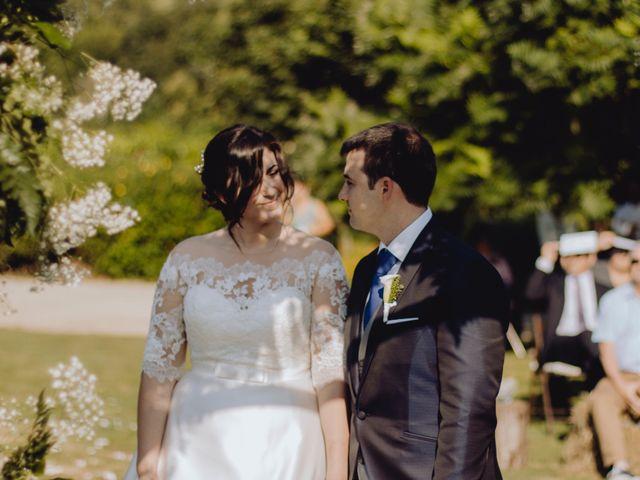 La boda de Fernando y Lucia en Grado, Asturias 30