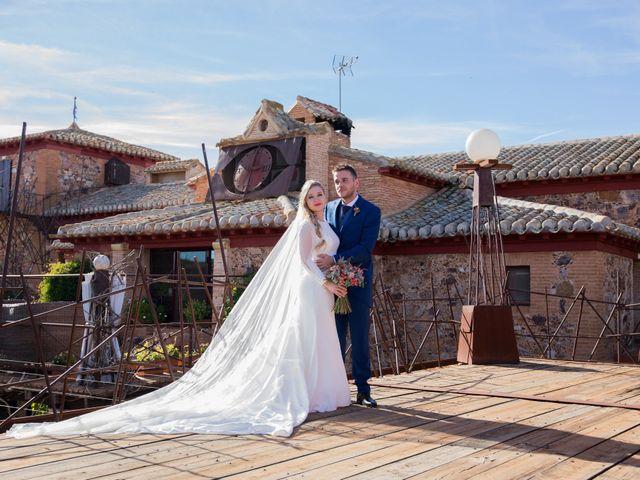 La boda de Jaime y Cristina en Ballesteros De Calatrava, Ciudad Real 2