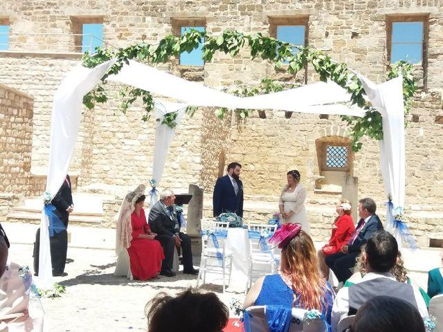 La boda de Sebastián Torres Pérez  y Tania mateos naranjo  en Sabiote, Jaén 5