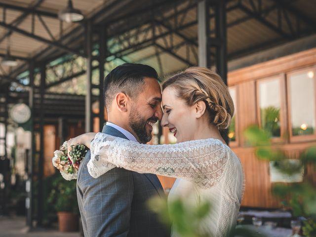 La boda de Olalla y Carlos