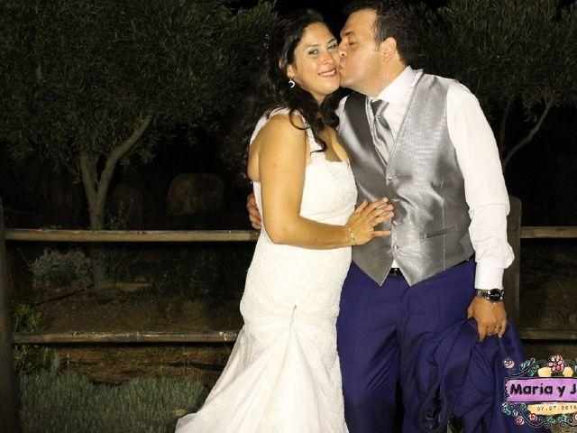 La boda de José Antonio  y Maria Del Mar  en Los Escullos, Almería 1