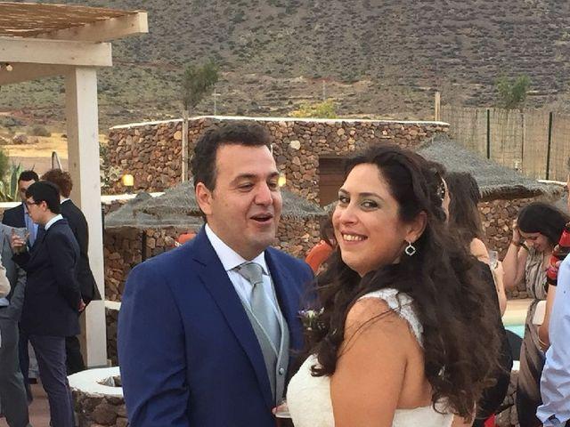 La boda de José Antonio  y Maria Del Mar  en Los Escullos, Almería 5