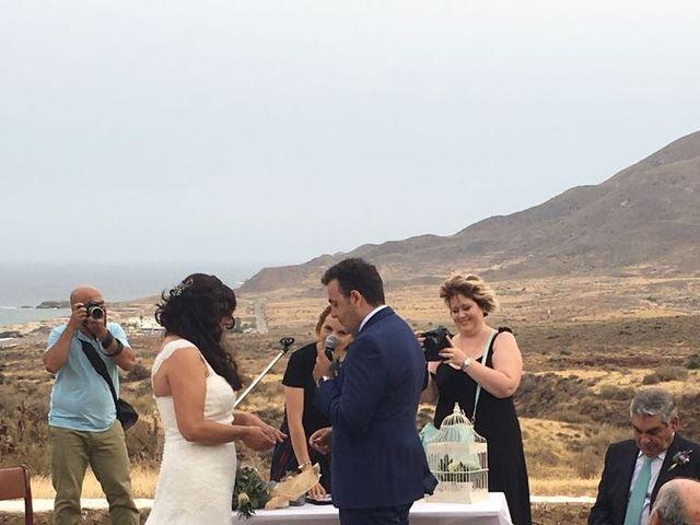 La boda de José Antonio  y Maria Del Mar  en Los Escullos, Almería 6