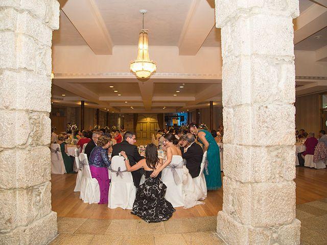La boda de Fran y Maria en Mondariz (Balneario), Pontevedra 23
