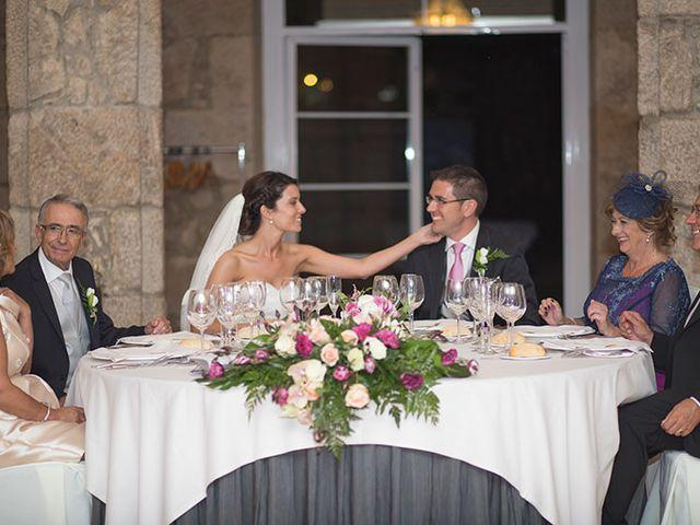 La boda de Fran y Maria en Mondariz (Balneario), Pontevedra 24