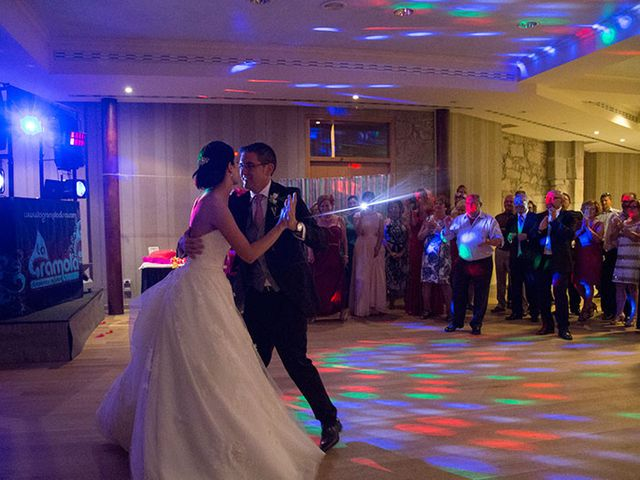 La boda de Fran y Maria en Mondariz (Balneario), Pontevedra 25
