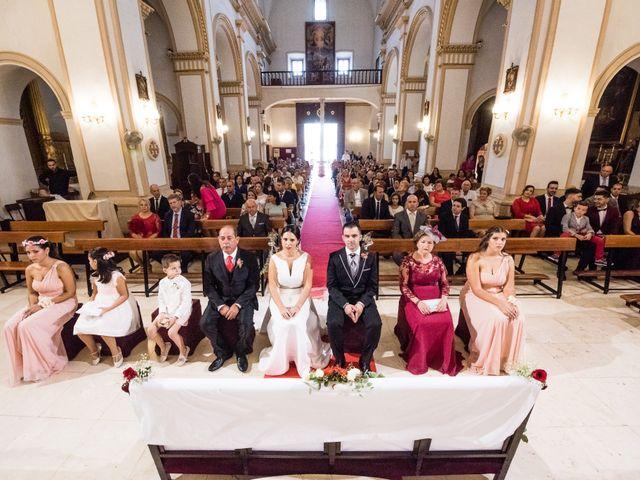 La boda de Rafa y Tamar en Jumilla, Murcia 22