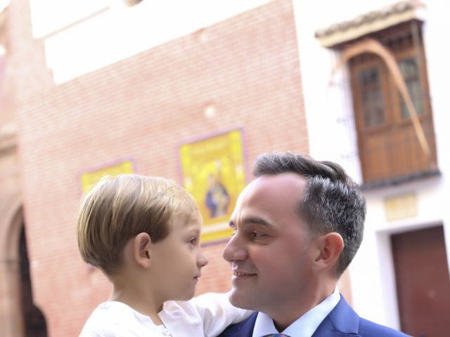 La boda de Mamen y Julio en Málaga, Málaga 27