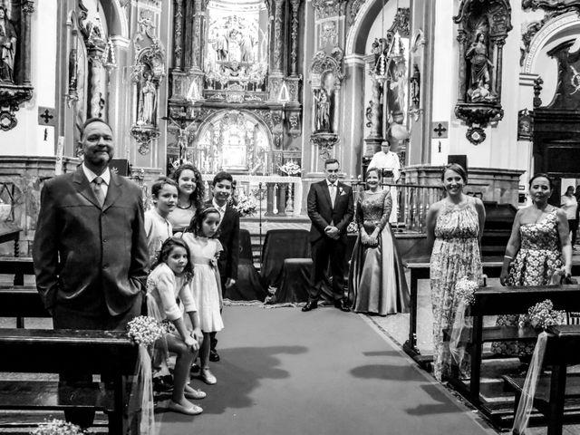 La boda de Mamen y Julio en Málaga, Málaga 32