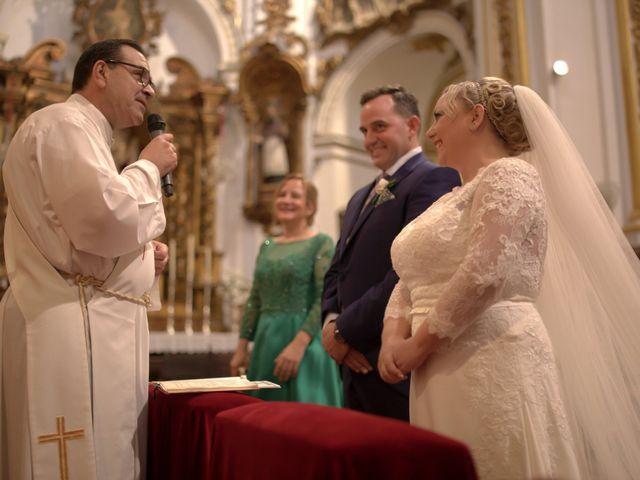 La boda de Mamen y Julio en Málaga, Málaga 35
