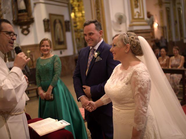 La boda de Mamen y Julio en Málaga, Málaga 36