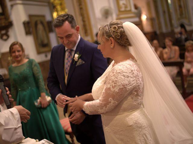 La boda de Mamen y Julio en Málaga, Málaga 37