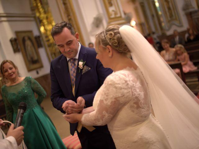 La boda de Mamen y Julio en Málaga, Málaga 38