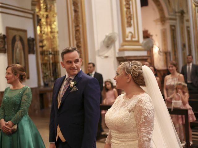 La boda de Mamen y Julio en Málaga, Málaga 39